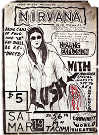 NIRVANA & Kurt Cobain | Нирвана и Курт Кобейн