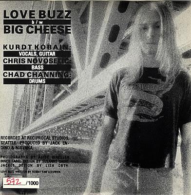 Nirvana love buzz live in austria 1989 - 4 9